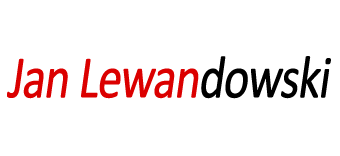 Jan Lewan Lewandowski -  Official website
